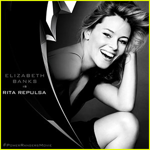 Elizabeth Banks to Star in New 'Power Rangers' Movie as Villain Rita Repulsa