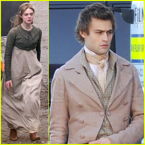 Elle Fanning Becomes Mary Shelley For 'A Storm In The Stars'