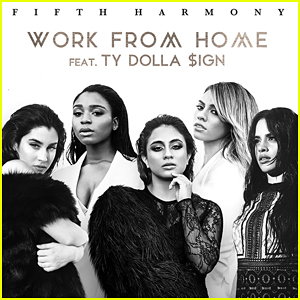 Fifth Harmony Premiere 'Work From Home' Music Video feat. Ty Dolla $ign - Watch Now!