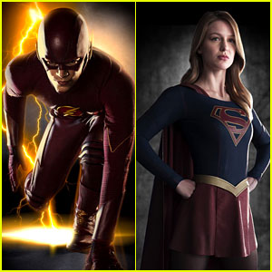 'The Flash' & 'Supergirl' Announce Crossover Episode!