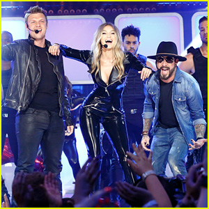 Gigi Hadid Performs with the Backstreet Boys on 'Lip Sync Battle' - Watch Here!
