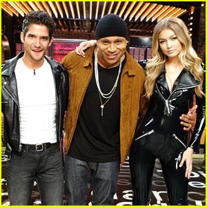 Gigi Hadid Wins 'Lip Sync Battle' Over Tyler Posey - Watch Now!