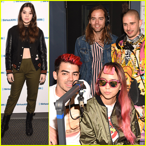 Hailee Steinfeld & DNCE Announce 'Rock Bottom' Song Collaboration
