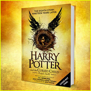 'Harry Potter & the Cursed Child' Script Will Be Published as a Book!