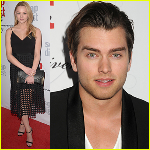 Hunter King & Pierson Fode Celebrate Soap Opera Digest's 40th Anniversary