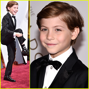 Jacob Tremblay Wears Star Wars Socks To Oscars 2016