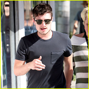 Josh Hutcherson to Support Bernie Sanders in Nevada Caucus