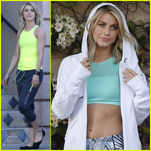 Julianne Hough Loves Vanessa Hudgens, Carly Rae Jepsen, & Keke Palmer's Street Style