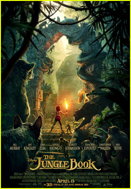 'The Jungle Book' Debuts New Trailer During Super Bowl 2016 - Watch Now!
