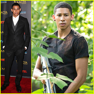 Allegiant's Keiynan Lonsdale Shares New Stills From The Movie - See Them Here!