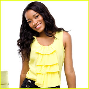 Keke Palmer Returns To 'True Jackson VP' Set; Watch What Happened Next