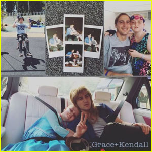 Kendall Schmidt Makes Little Girl's Wish Come True for Valentine's Day!