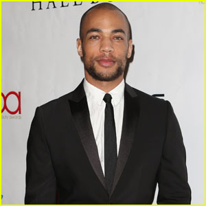How to Get Away With Murder's Kendrick Sampson Talks First Meeting Viola Davis