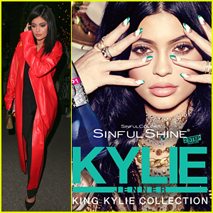 Kylie Jenner Expands 'Kylie Cosmetics' With Nail Collection Collaboration