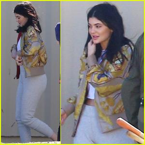 Kylie Jenner Reveals All Six Lip Kit Colors