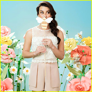 Lea Michele Partners Up With Burt's Bees For 'Incredible' Cause