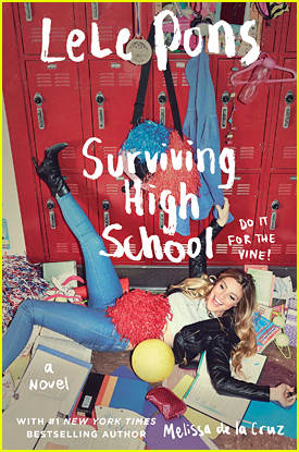 Vine Star Lele Pons' Book 'Surviving High School' Out April 5th!