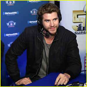 Liam Hemsworth Talks 'Independence Day: Resurgence' With SiriusXM