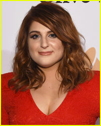 Meghan Trainor Cried Before Dying Her Hair Red!