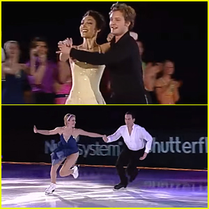 Watch Meryl Davis & Charlie White in 'Paul Mitchell Shall We Dance on Ice' Opening Number!