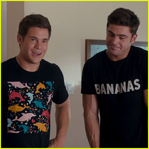 Zac Efron Joins Adam DeVine in Trailer For 'Mike & Dave Need Wedding Dates' - Watch Now!