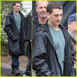 Miles Teller Starts His Next Project 'Thank You For Your Service'