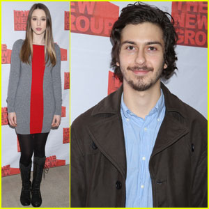 Nat Wolff Sports Major Scruff for 'Buried Child' Opening Night