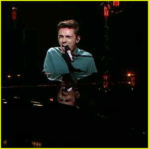 Nathan Sykes Belts Out Stunning Version of 'Over & Over Again' After Vocal Rest
