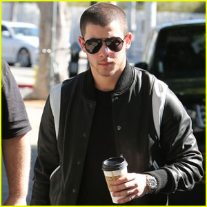 Nick Jonas Goes on Another Date With Kate Hudson!