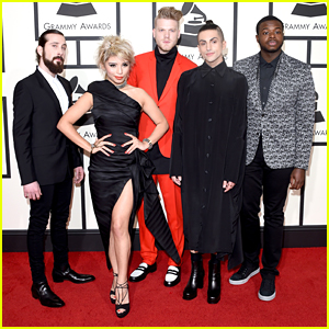 Pentatonix Rock The Red Carpet For Grammys 2016