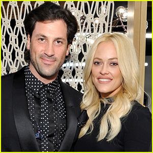 Maksim Chmerkovskiy & Peta Murgatroyd Celebrate Their Engagement with Loved Ones in NYC!