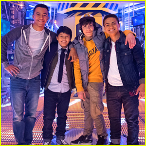 Teen Beach 2's Raymond Cham To Star in Disney XD's New Robot Series 'Mech-X4'
