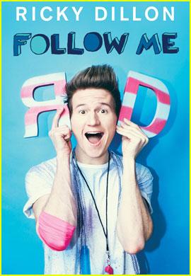 YouTube Star Ricky Dillon Announces Debut Memoir 'Follow Me'