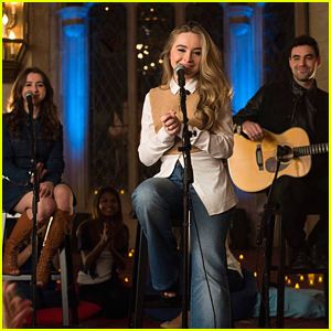 Sabrina Carpenter Sings 'A Dream Is A Wish Your Heart Makes' For Disney's Night of Big Dreams