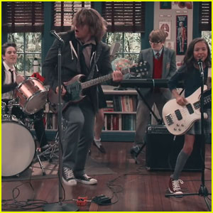Nickelodeon Drops First Two 'School of Rock' Music Videos - Watch Them Here!