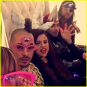 Selena Gomez Reveals DNCE Will Open Her 'Revival Tour' - Watch Now!