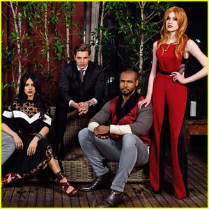 Katherine McNamara & 'Shadowhunters' Cast Rock 'Regard' Magazine