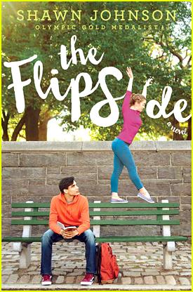Shawn Johnson To Debut YA Novel 'The Flip Side' on June 7th!