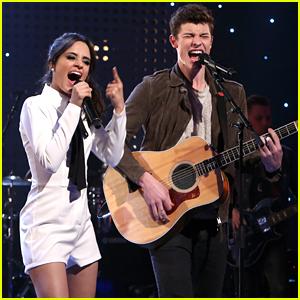 Shawn Mendes & Camila Cabello Perform On Ellen - Watch Now!