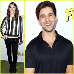 Soni Nicole Bringas Hits 'Fuller House' Premiere at The Grove with Josh Peck