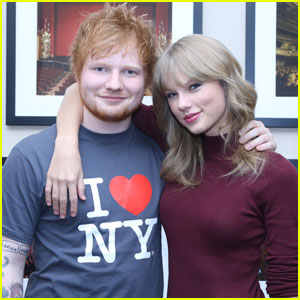 Taylor Swift Wishes Ed Sheeran a Happy Birthday: 'You Deserve Everything You Have'