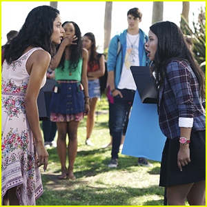 Lexi & Mariana Run Against Each Other For School Council on 'The Fosters'