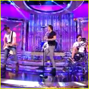The Vamps' Connor Ball Plays From Wheelchair On ITV's 'Saturday Night Takeaway'