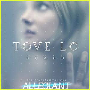 Listen to Tove Lo's 'Allegiant' Song 'Scars' - Song & Lyrics!