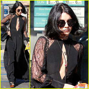 Vanessa Hudgens Posts Photo of Her Dad's Final Resting Place