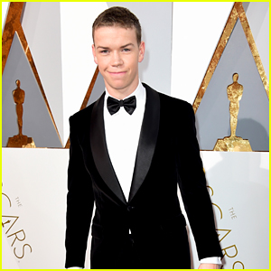 Will Poulter Attends Oscars 2016 in Support of 'The Revenant'