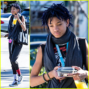 Willow Smith's Dad Wants Her to Experience 'As Much Trauma' As She Can Handle