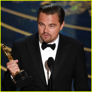 Dove Cameron, Calum Worthy, Harry Shum, Jr. & More React To Leonardo DiCaprio Winning An Oscar