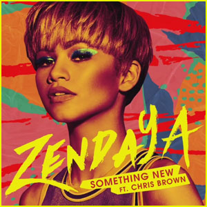 Zendaya Drops 'Something New' With Chris Brown - Full Audio & Lyrics!