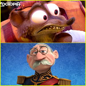 Frozen's Duke of Weselton Has Embraced His Animal Side -- in Zootopia!